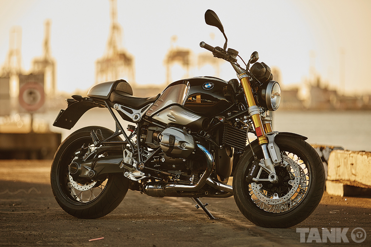 Ride Review Bmw R Ninet Return Of The Cafe Racers