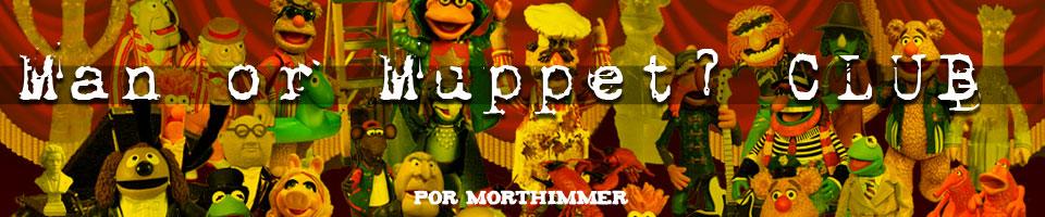 Man or Muppet? Club