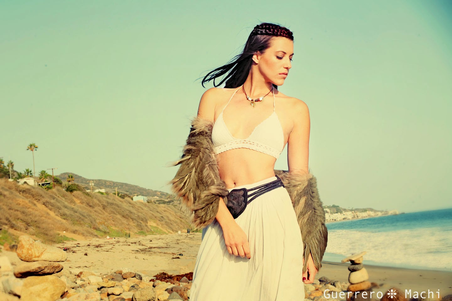 Malibu Fashion Shoot