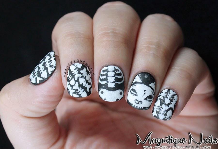 Magically Polished |Nail Art Blog|: Alphabet Nail Art Challenge: K ...