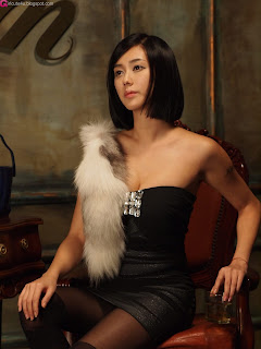 3 Kim Ha Yul for Kingdom Whisky-very cute asian girl-girlcute4u.blogspot.com