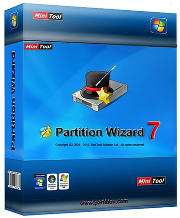 MiniTool Partition Wizard Technician Edition 7.8
