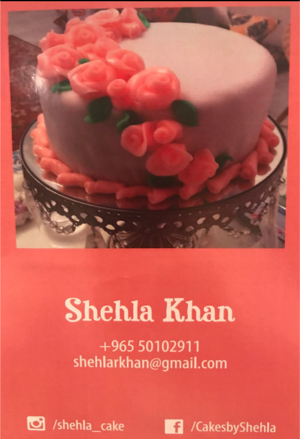 Shehla Customised Cakes
