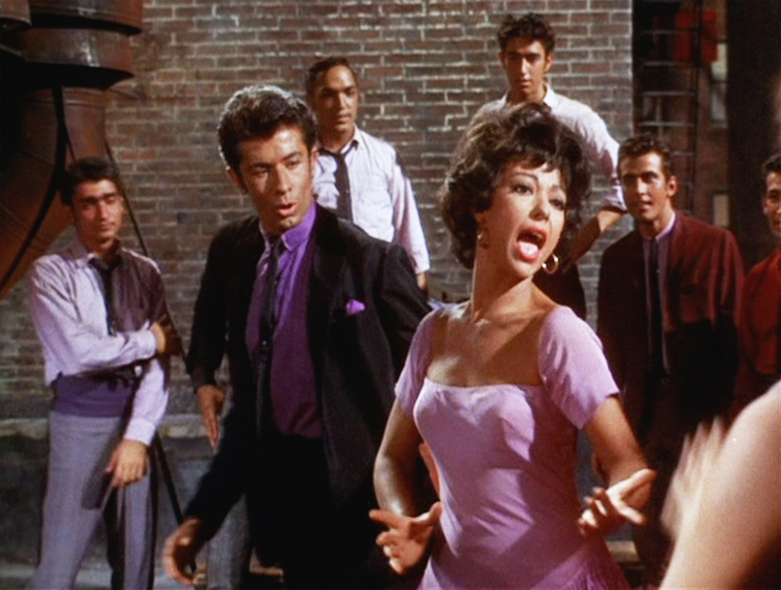 west side story anita Since its debut on broadway in 1957 and the 1961 film adaptation, west side story has become a favorite to generations of audiences, and many of its songs have become pop culture touchstones rita moreno (anita) and george chakiris (bernardo.