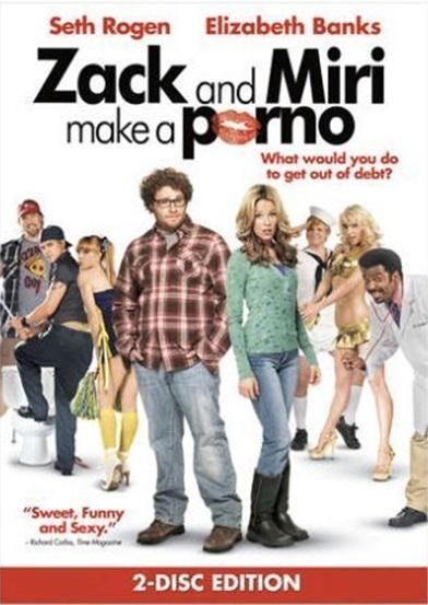 Zack And Miri Make A Porno Dvd Cover 33