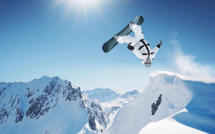 Amazing Snowboarding Extreme