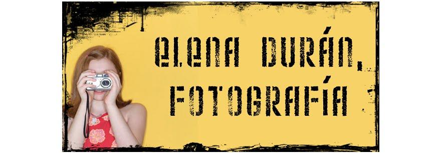 Elena Durán, Fotografía