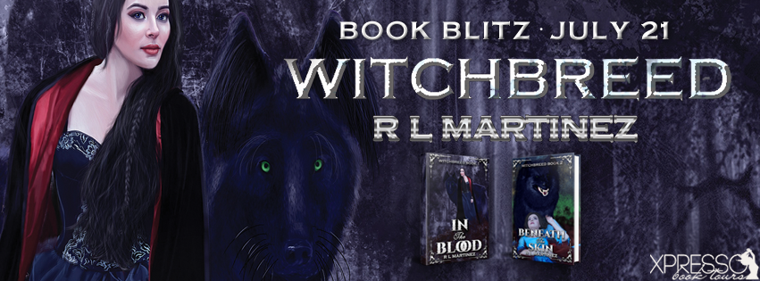 Witchbreed Book Blitz