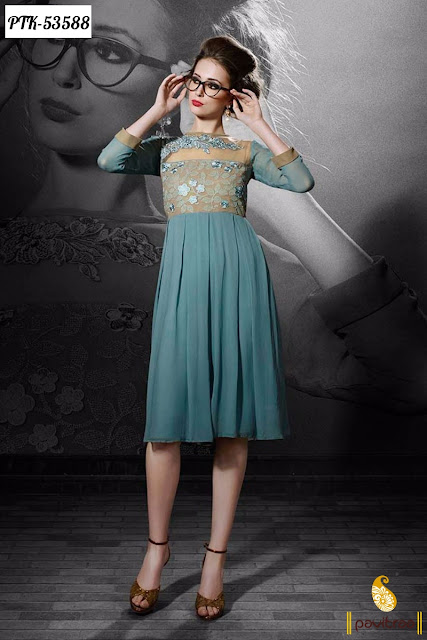 Girls Latest Fashion Trends Gallery: Latest Salwar Suits And Kurtis ...