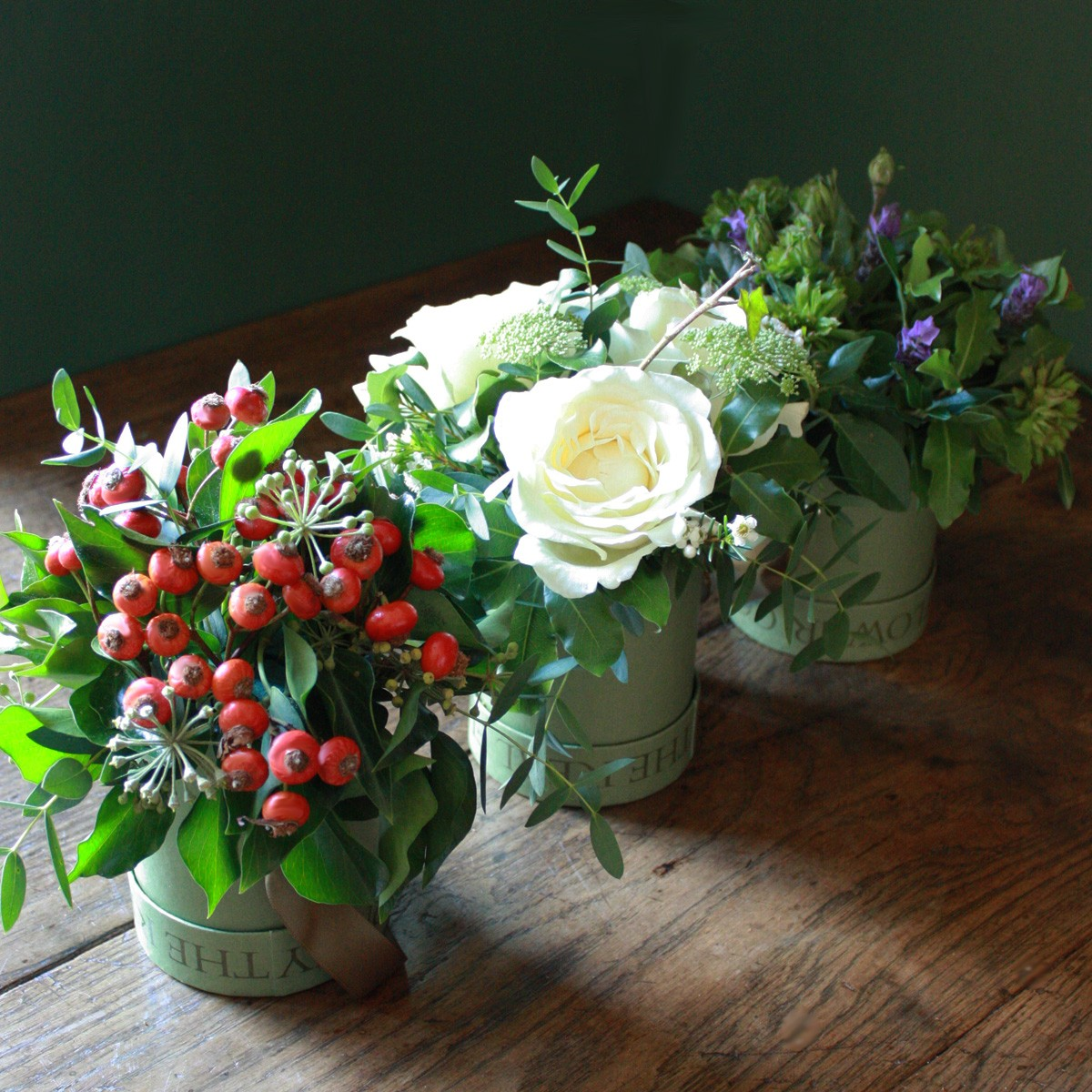 Festive Florals Seasonal Flower Arrangements For Christmas Time