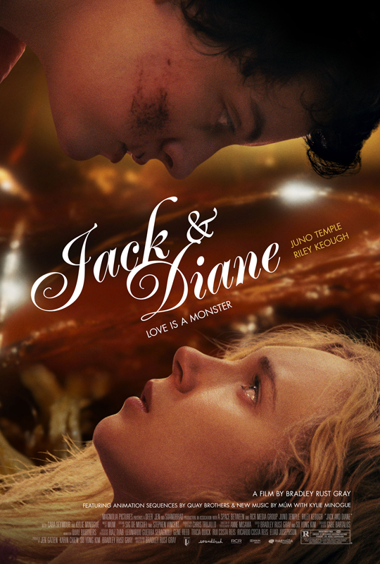 Jack and Diane (2012) - poster