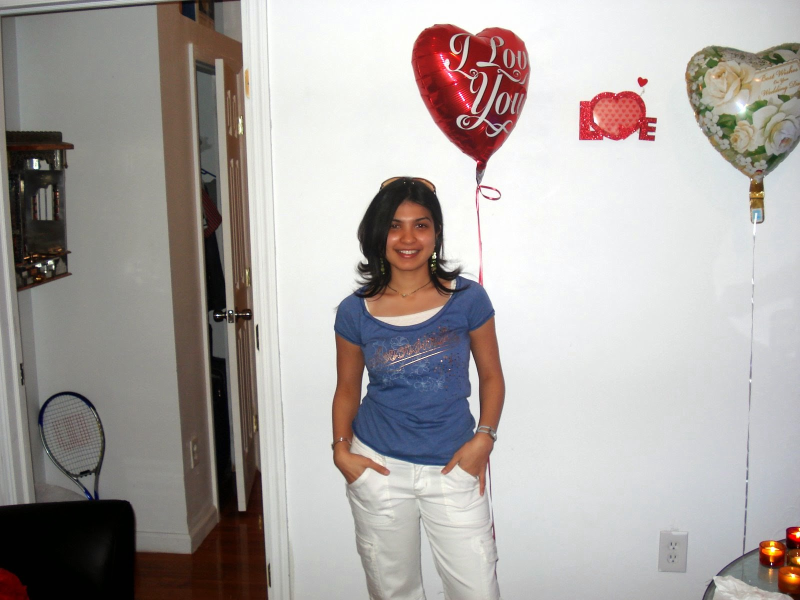 Local Indian Girls Birthday Celebration Photos