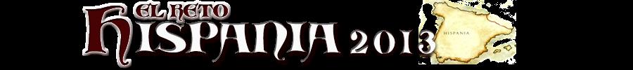 """Reto """"Hispania"""" 2013"""