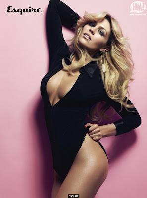 Abbey Clancy Esquire Pictures