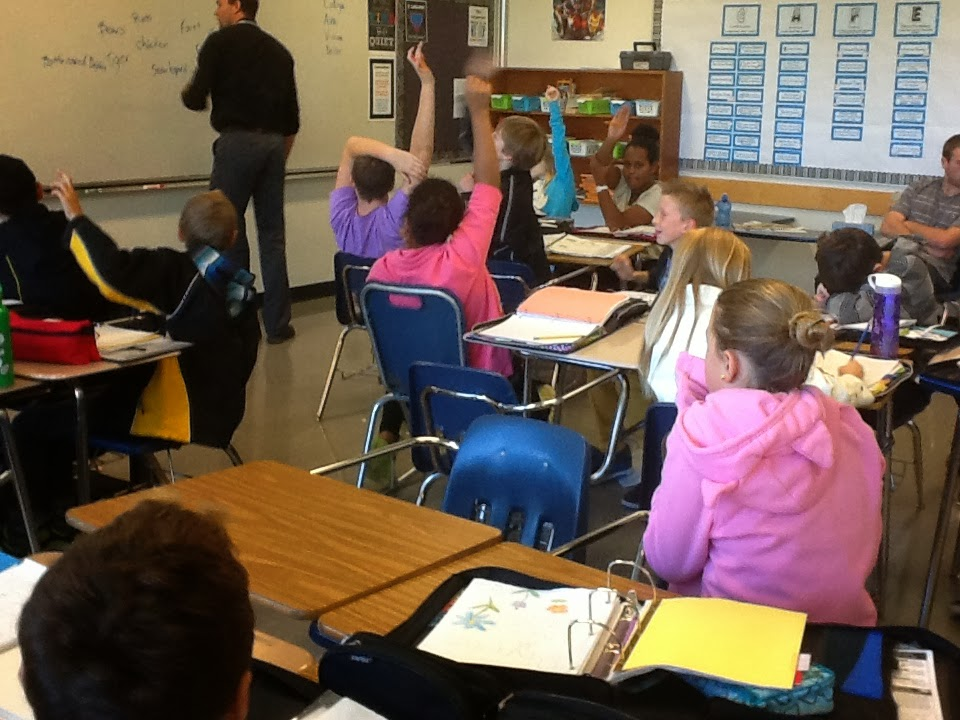 Engaging In Classroom Walkthroughs