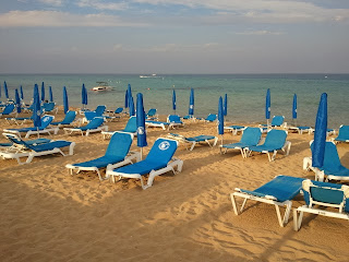Fig Tree bay in winter