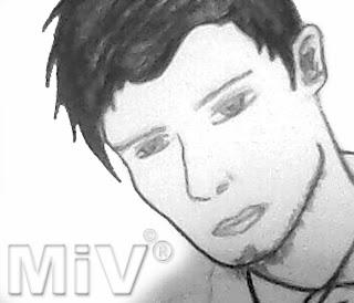 aprenda a desenhar rosto homem