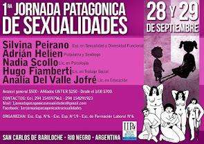 1º jornada Patagónica de Sexualidades