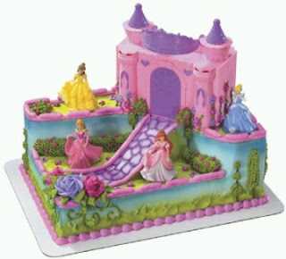 Princesses Cakes For Children Parties