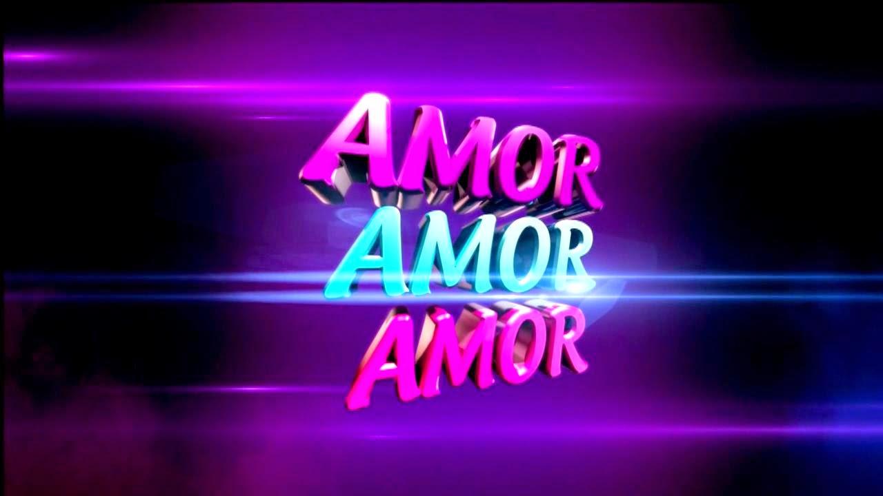 Programa Amor Amor Amor 30-10-14