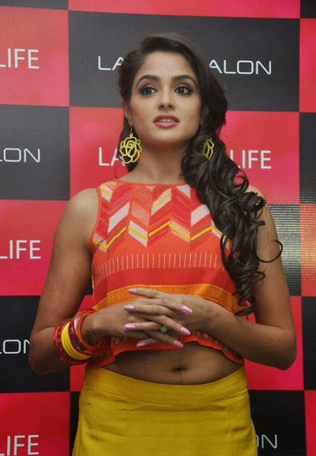 Asmita Sood Stills at Lakme Salon Launch 10.jpg
