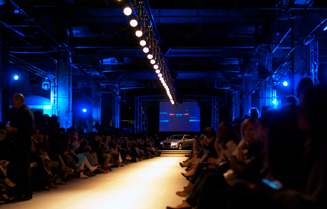 Style Setter: Lighting Fashion Shows CHAUVET Professional 81