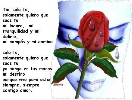 gifs con frases de amor en flores