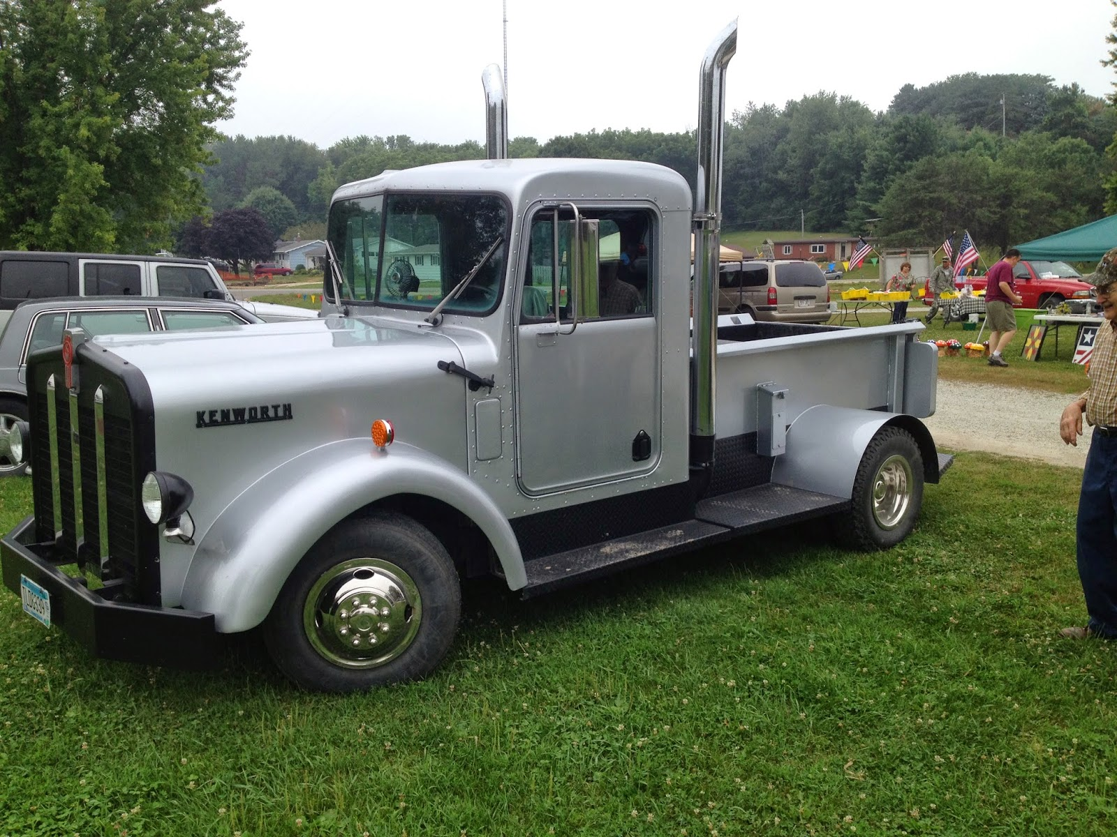 kenworth pickup truck - HD 1600×1200