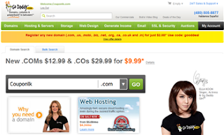 Godaddy New Offer $2 Doamin Names