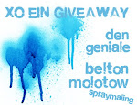 Give-away hos Xo Ein Ding