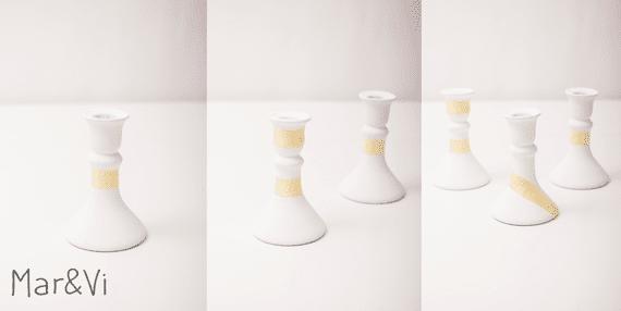 pintar figurillas de cerámica