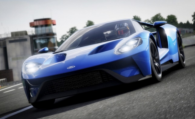 2020 Ford GT Forza 6 | FORD CAR REVIEW