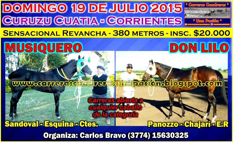 C. CUATIA - 18.07.2015 - CLASICO 380