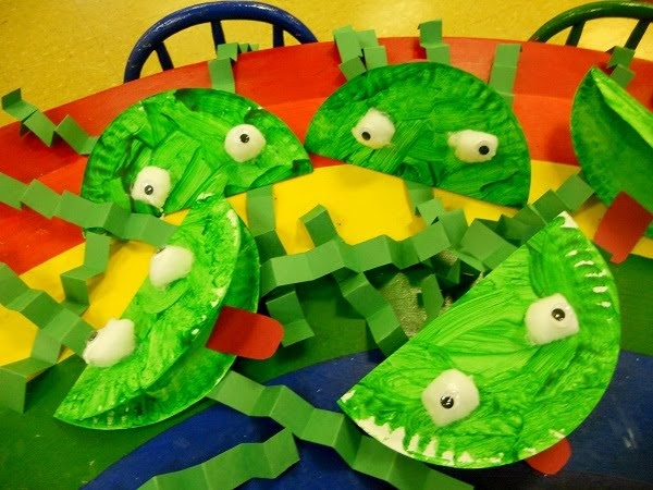 Preschool playbook what a wonderful leap day for Frog crafts for preschoolers