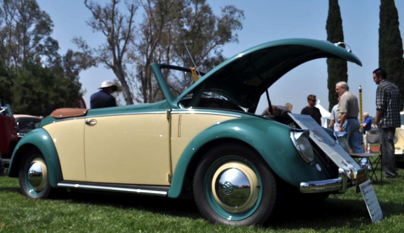 Just A Car Guy 1949 Hebmuller Cabriolet Vw Bug Rare
