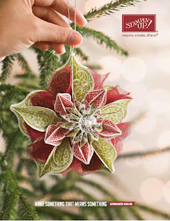 The New Autumn Winter Catalogue from Stampin' Up! - contact Bekka to get a copy and to buy the lovely products that are inside bekka@feeling-crafty.co.uk