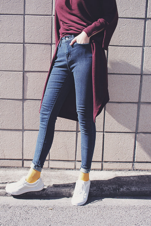Skinny Style Jeans