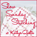 Slow Stitching with Kathy