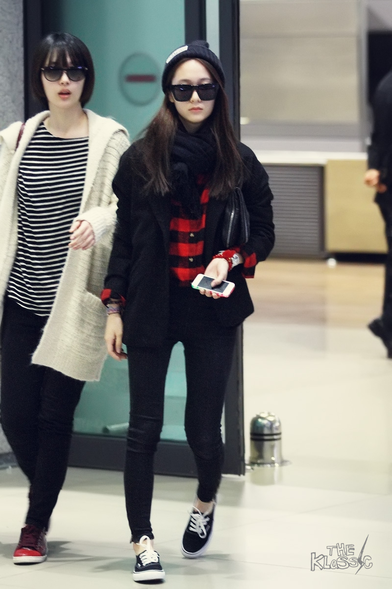 Sally Sayz: Style Inspiration: Kpop Idols: Krystal Jung ... F(x) Krystal And G Dragon