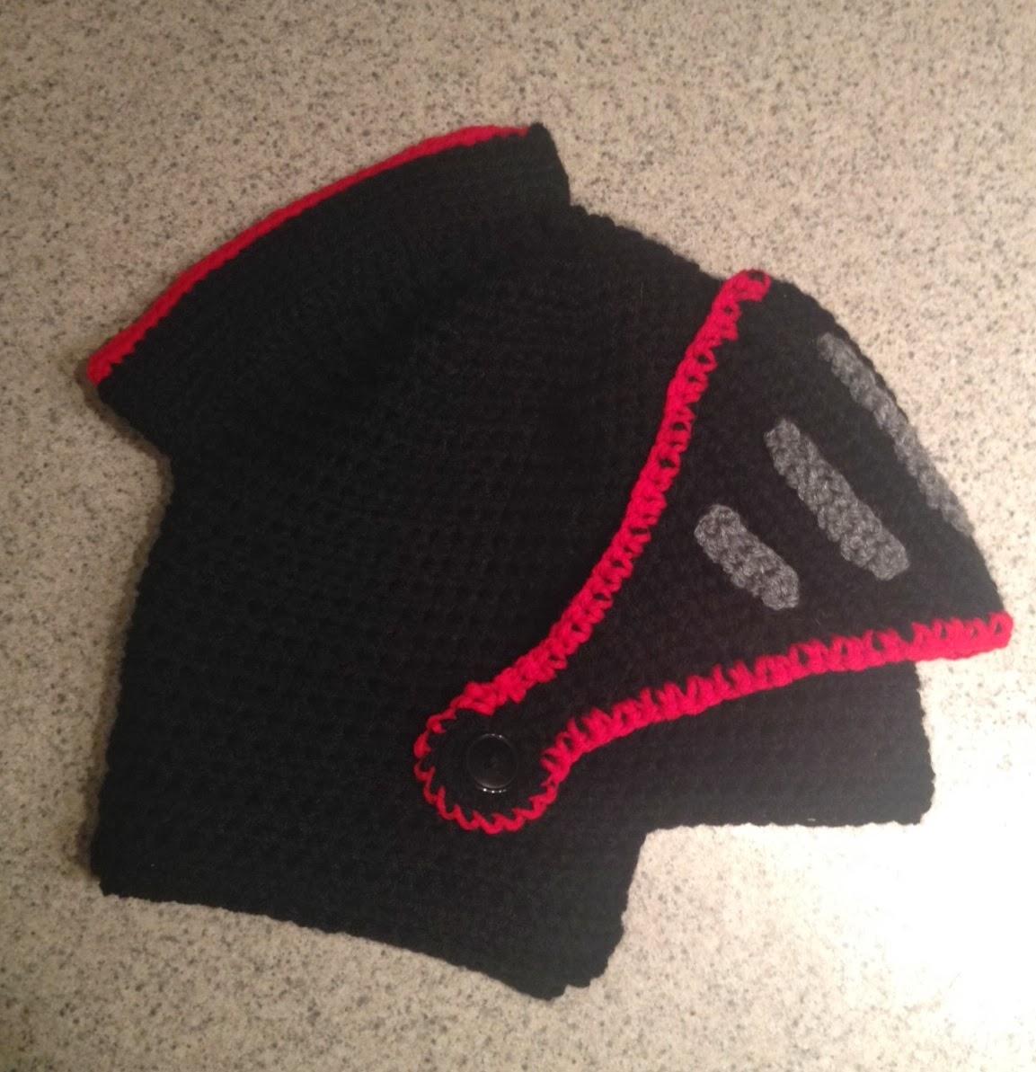 Little Black Marker Hats And Masks