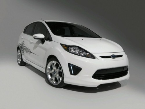 2011-Ford-Fiesta-by-Ford-Custom-Accessories-Front-Angle-View-588x441