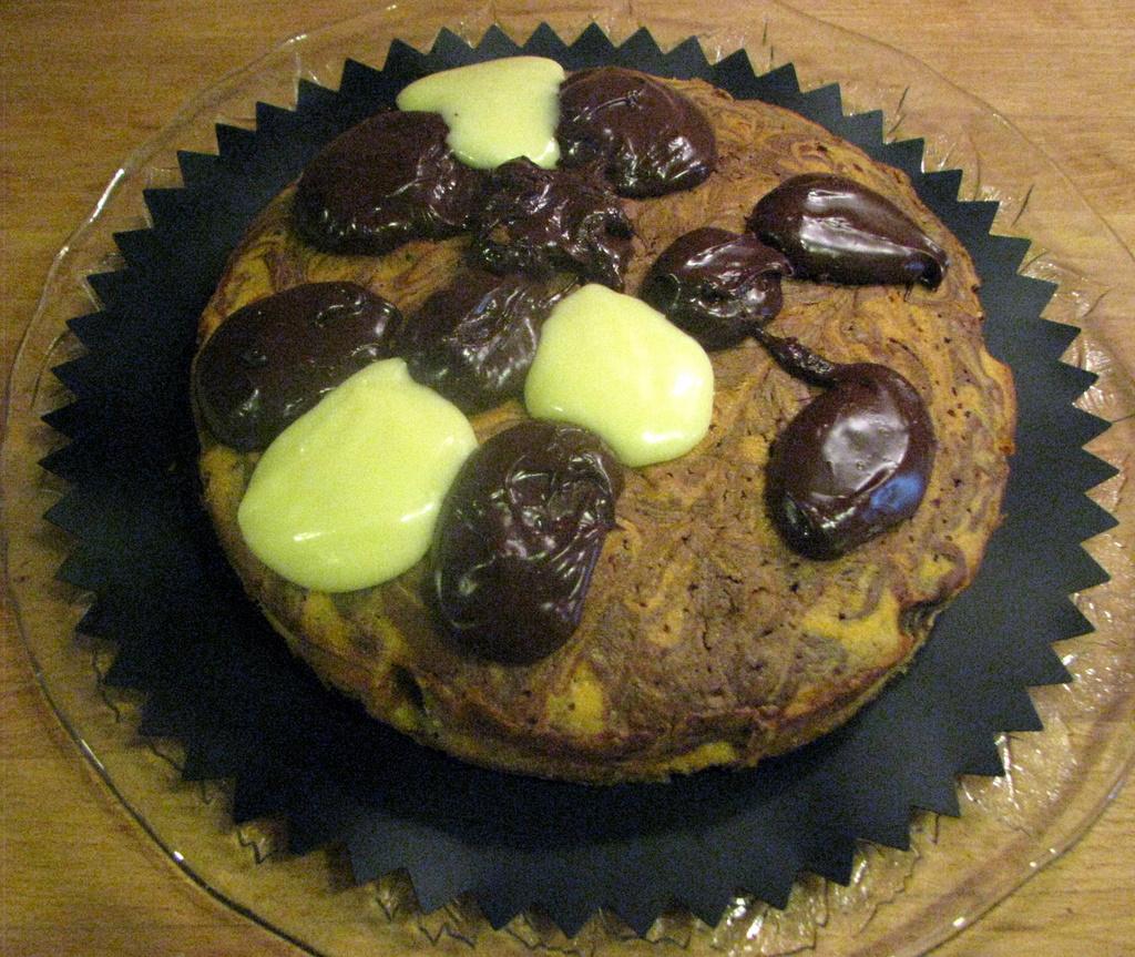 Melt And Mix Chocolate Cake Thermomix