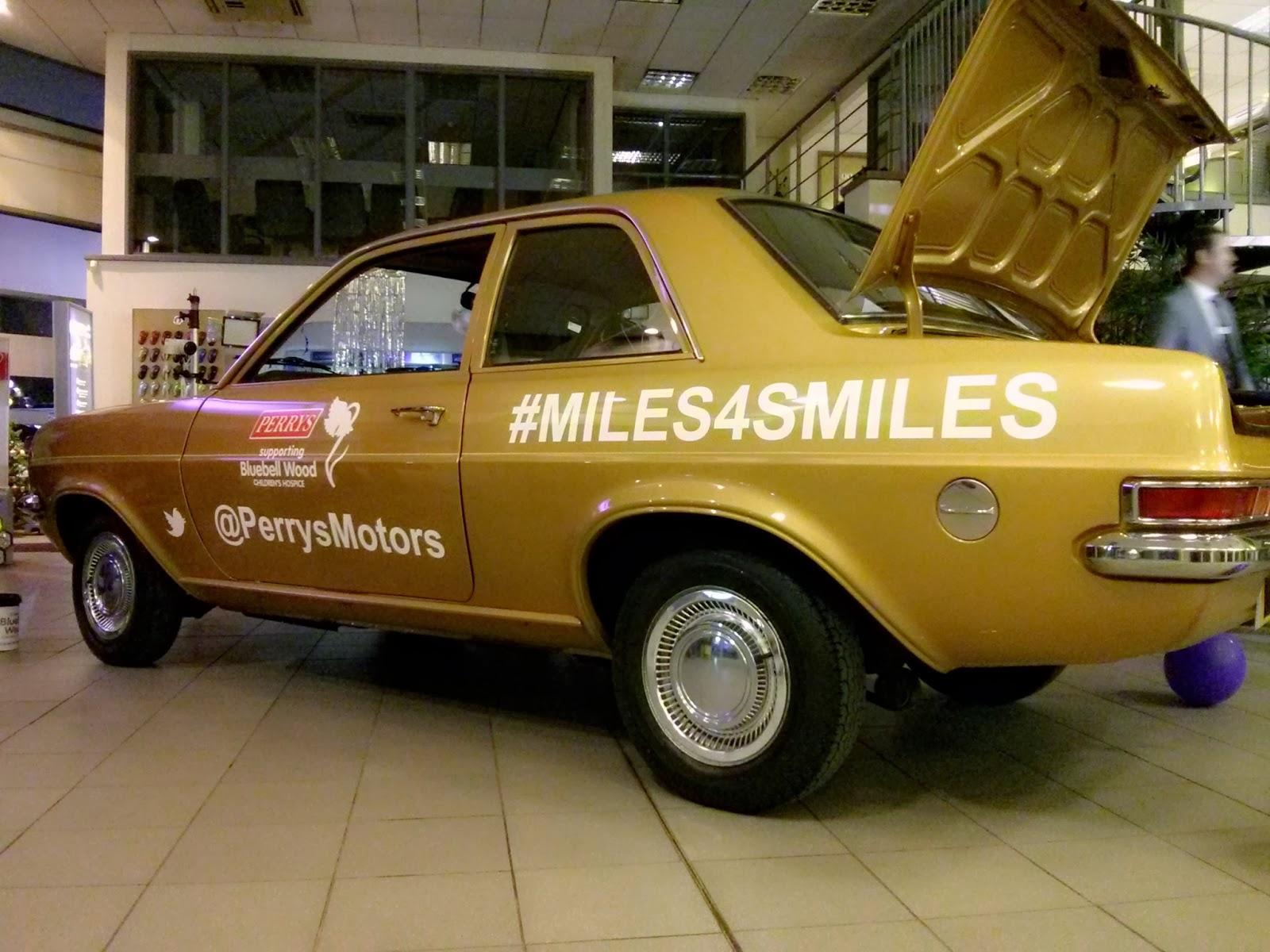 miles 4 smiles vauxhall viva