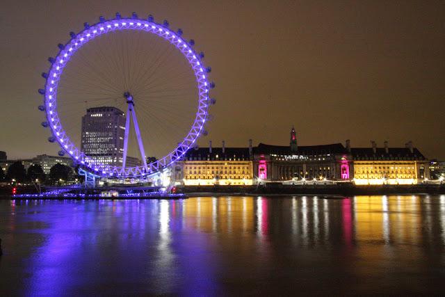 4 عين لندن من أجمل المعالم جذبا في لندن ، تخيل أن تري مدينتك كلها بنظرة واحدة