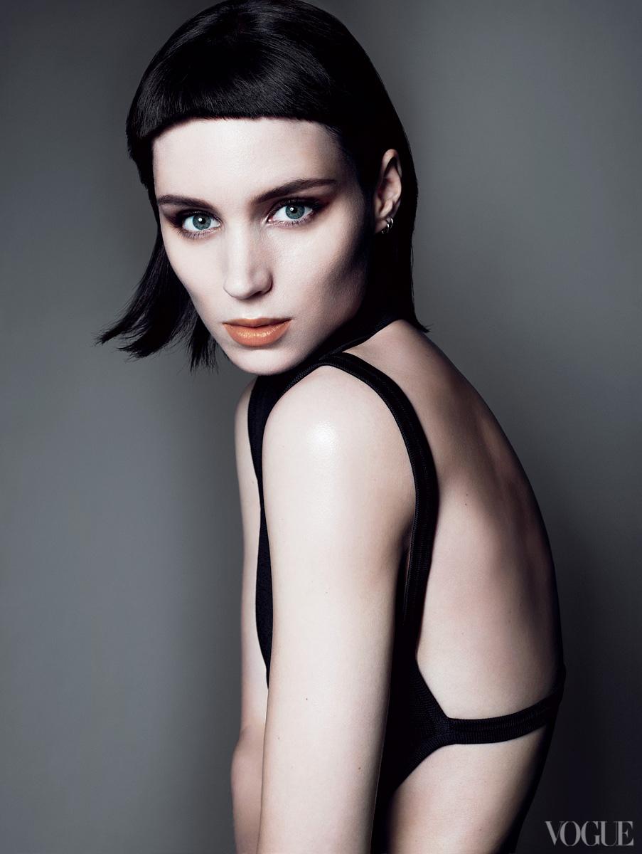 Rooney Mara for Vogue Magazine November 2012