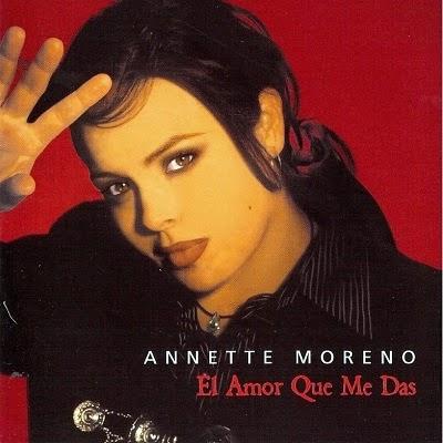REVOLUCIONAR - Annette Moreno en foxmusicagratisnet
