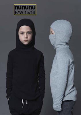 ropa alternativa niños