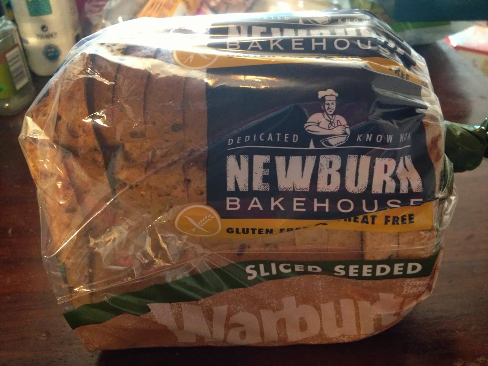 warburtons gluten free bread