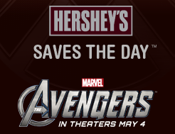 Hershey's Saves the Day Avengers Sweepstakes