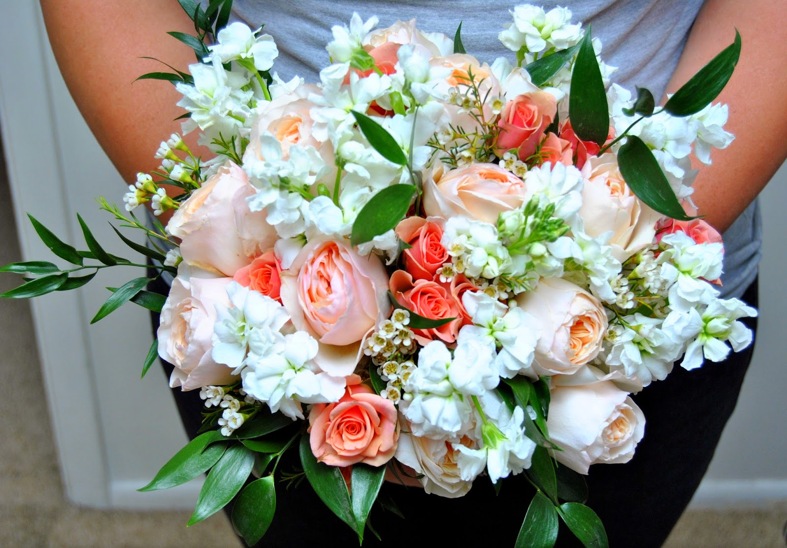 Wedding Flowers By Emily Natashas Bouquet For Bridals